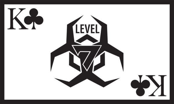 Level 7 Club White Flag