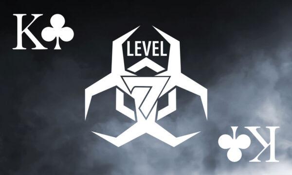 Level 7 Club Smokin Flag
