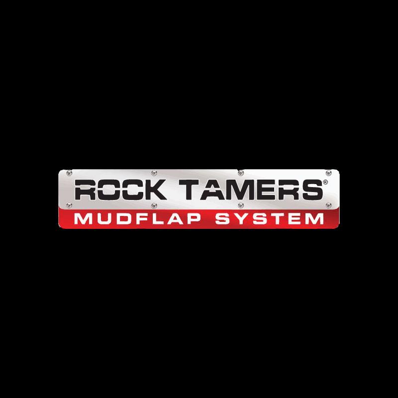 Rock Tamers Mudflap System